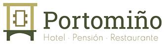 Hotel Restaurante Portomiño Logo